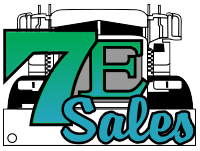 7Esales logo - Trailers- Machines-  Truck Sales